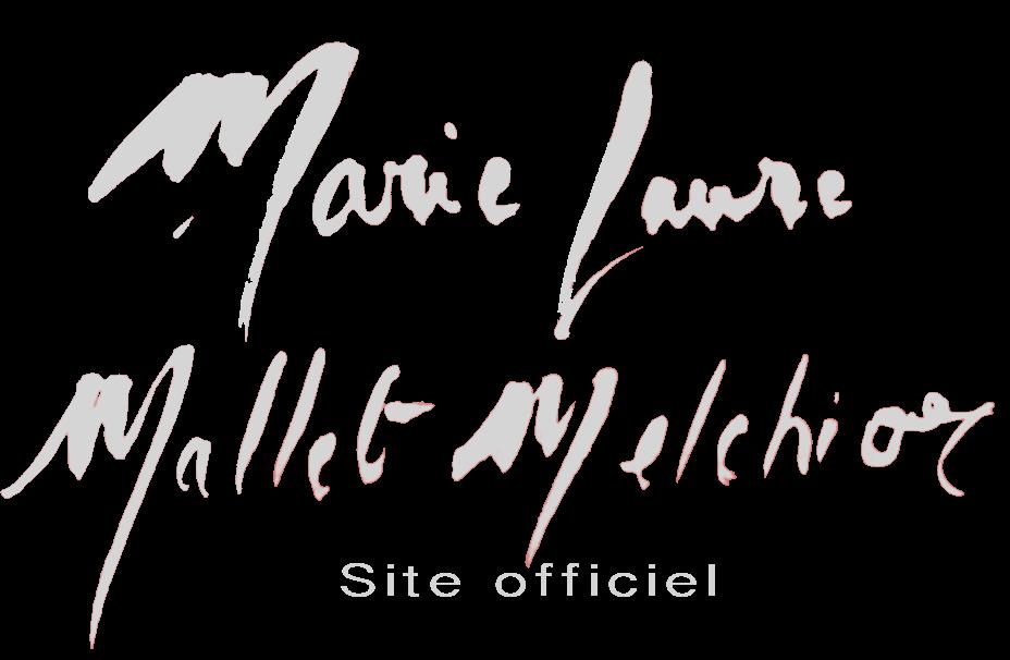 Le site officiel de Marie-laure Mallet-Melchior